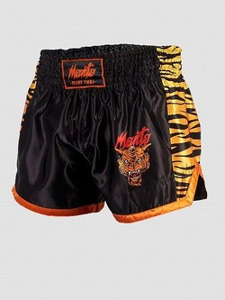 MUAY THAI TIGER black 1