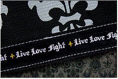 Live Love Fight 柔術衣 Gloryシリーズ