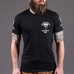 Scramble 'Strong Beard' Tee 1