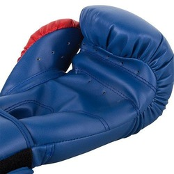 Contender Boxing Gloves bluewhite red3