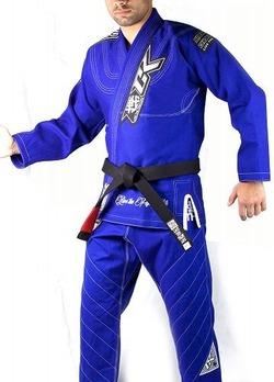 Discipline Gi Blue 1