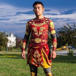 Monkey King Rash Guard 1
