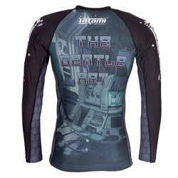 Cyber Gentle Panda Rash Guard 3
