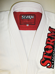 STORM 柔術衣 タイフーン