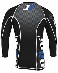 Long Sleeve Jet Rashguard Carbon2