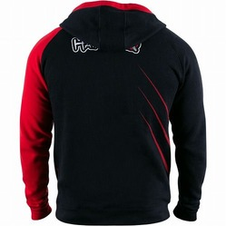 Recast Hoodie red 2a