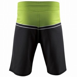 Hayabusa Sport Training Shorts Black-green 2a