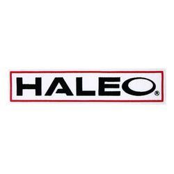 HALEO ロゴパッチ 2