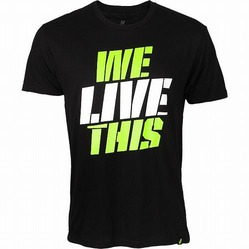 Tee We Live This Shirt Bk1