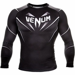 Eyes Rashguard black 1