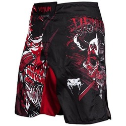 Viking Fightshorts blackred 1