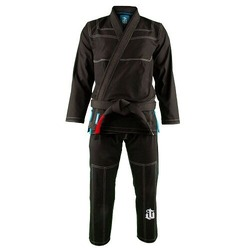 The IceWeave Ultra Jiu Jitsu Gi black1
