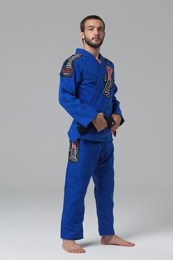 Kimono Pro Azul 2