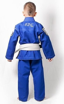 Freshman Kids Gi Blue 2