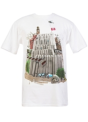 ECKO UNLTD Tシャツ EXTRUDE 白