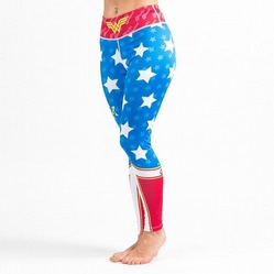 Wonder Woman Leggings 1