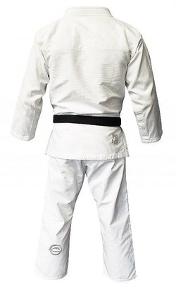 Elemental BJJ Gi White 2