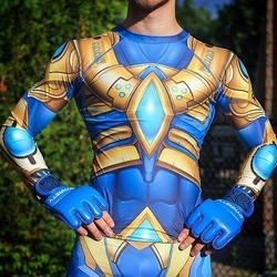 Protoss Zealot Rash Guard 4