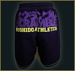 Shorts Bushido Purple2