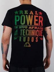 t-shirt RUDOS black 2