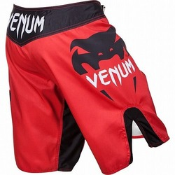 Shorts Legalize MMA Red3