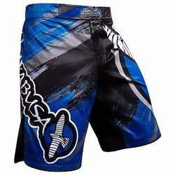 Chikara 3 Fight Shorts blue 2a