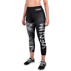 Phoenix Leggings Crops BlackWhite 1