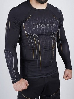 long sleeve rashguard ICON black1