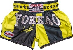 YOKKAO CarbonFit Khan Shorts 1