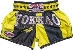 YOKKAO CarbonFit Khan Shorts 1