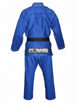Limited Edition Fight Life Gi Blue 2