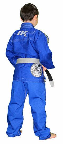 Competitor 2014 Kids Gi Blue 2