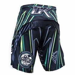 Shorts Jagged Green 3