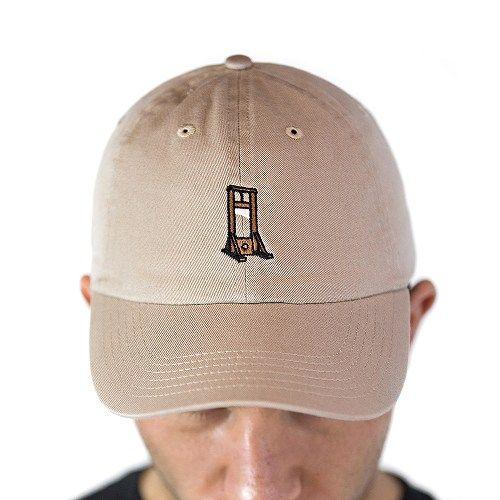 Guillotine Khaki Dad Hat 1