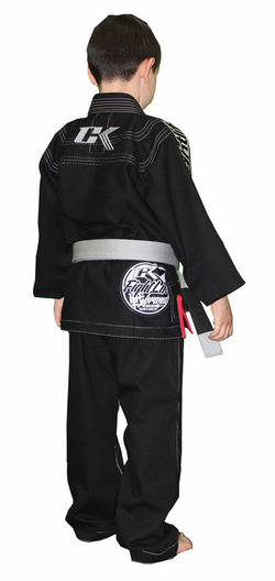 Competitor 2014 Kids Gi Black 2