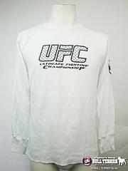 UFC サーマル CAGE 白