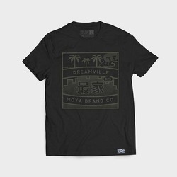DREAMVILLE TEE black 1