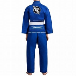 Gold Weave Youth Jiu Jitsu Gi blue 2