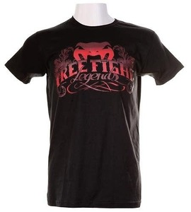 Tshirt-FreefightLegends black1