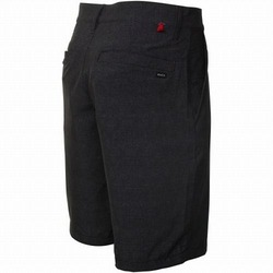 RVCA Benefits Hybrid Walkshort  Black 2