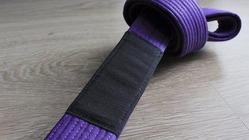 BLACK SAINT purple Belt 2