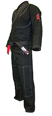 JiuJitsu GI Ultra Light Black 3