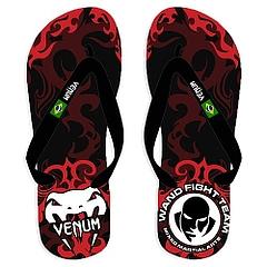 Sandals Wand Inferno Red1