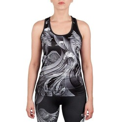 Phoenix Tank Top BlackWhite 1