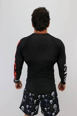 LYCRA ELITE blackred 4