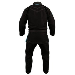 The IceWeave Ultra Jiu Jitsu Gi black2