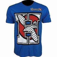 Hayabusa Tシャツ Team-H 青