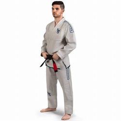 Lightweight Jiu Jitsu Gi stone white 1