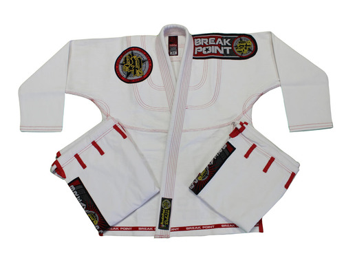 BTS Light Weight Deluxe Gi  White 4