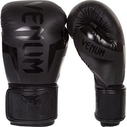 Elite Boxing Gloves matteblack 1